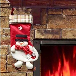 Other - Snowman Christmas stocking